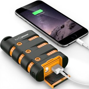 FosPower PowerActive 10200 mAh Power Bank