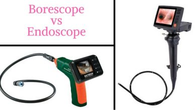 Borescope vs Endoscope