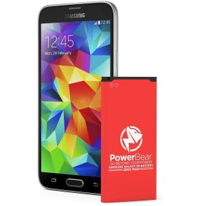 PowerBear 2,800mAh Samsung Galaxy S5 Battery