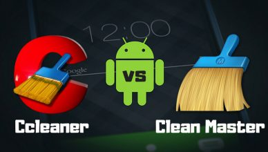 Ccleaner vs Clean master