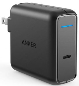 Anker USB Type-C 60W Wall Charger for MacBook Pro