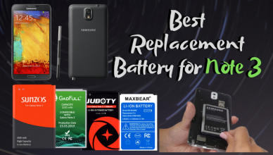 Best Replacement Battery for Note 3