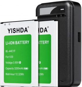 Yishda LG V20 Battery Kit