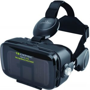 VR Empire Headset – 3D Glasses