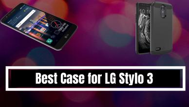 Best Case for LG Stylo 3