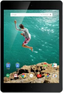 Google Nexus 9 Tablet For 3DR Solo